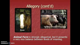 Animal Farm As An Allegory Essay  Vitaforhomecom Allegory Essay On Animal Farm Essays A  F We Recommend Using Our Search  To Quickly Find A Paper Or Essay On Any Subject Bart Hanson Poker Podcast