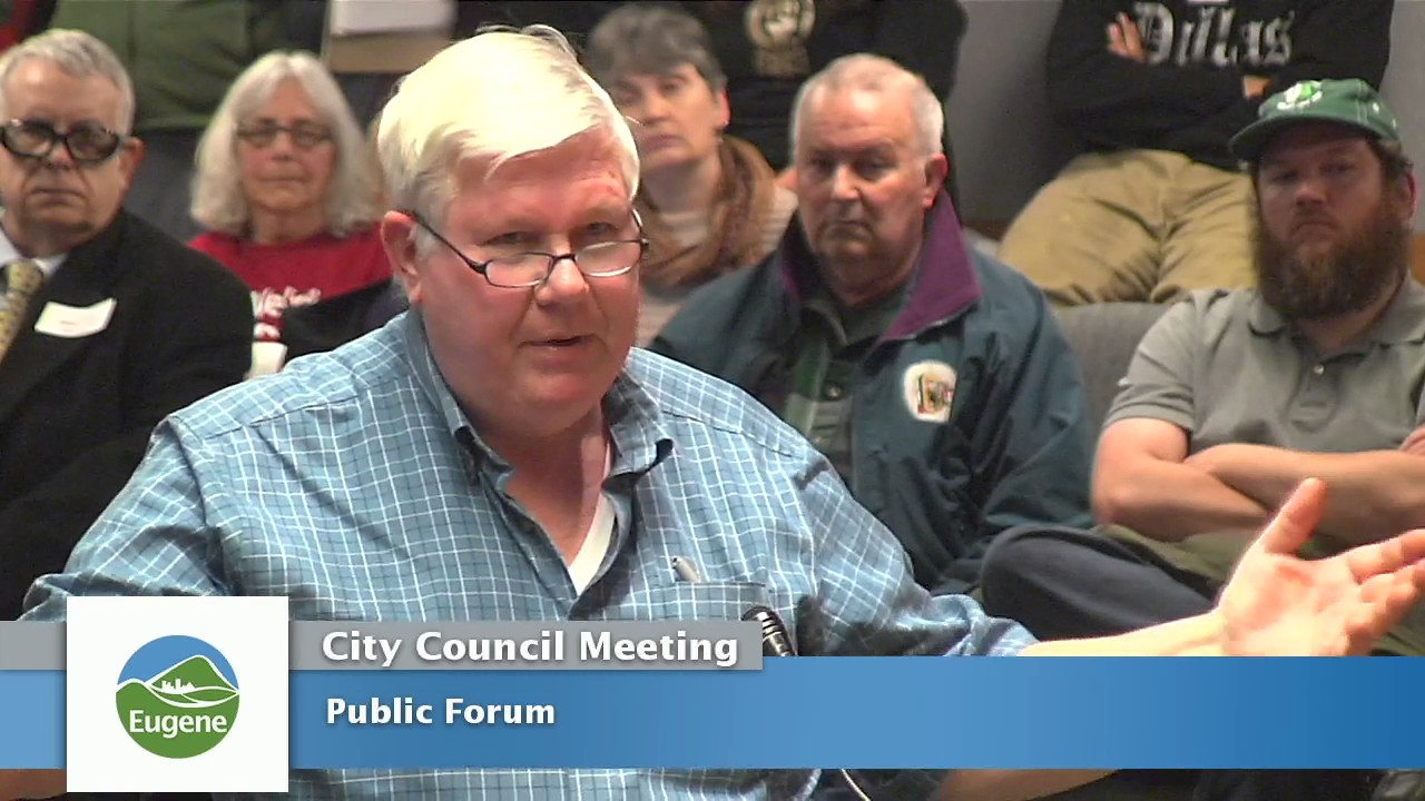 Download Eugene City Council Meeting: January 23, 2017