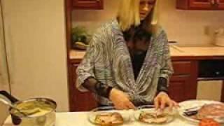 Betty's Kentucky Hot Brown Sandwich