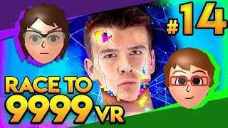 Mario Kart Wii - ATTACK OF THE TOUCAN?! - Race To 9999 VR | Ep. 14