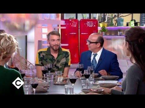 Christophe Willem, retour en mode Rio - C à Vous - 28/09/2017