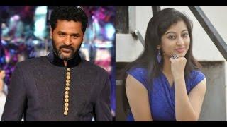 Prabhu Deva clarifies on his new love affair with actress Tejaswini  | Hot Cinema News