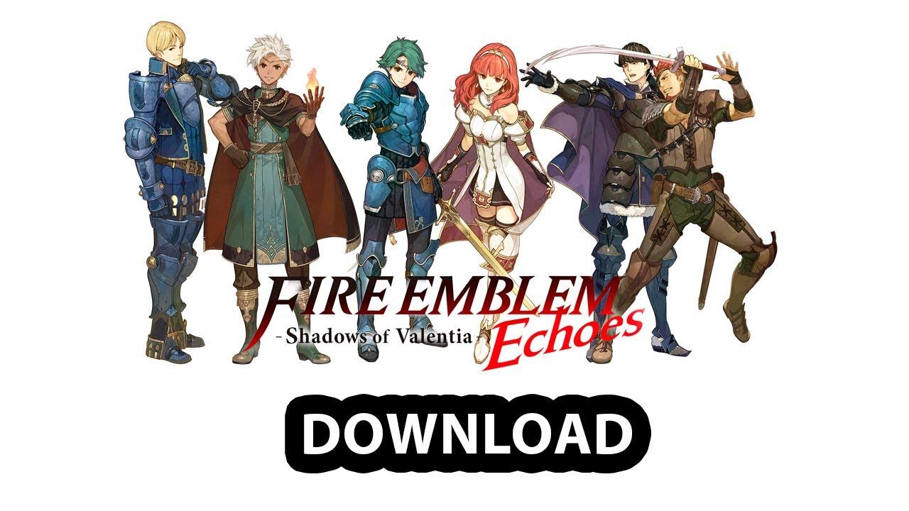 Fire Emblem Shadow of Valentia Echoes   Download   3ds Roms   3ds CIA   3ds  Decrypted Roms