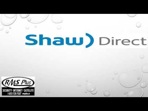 Shaw Direct Promo 2017