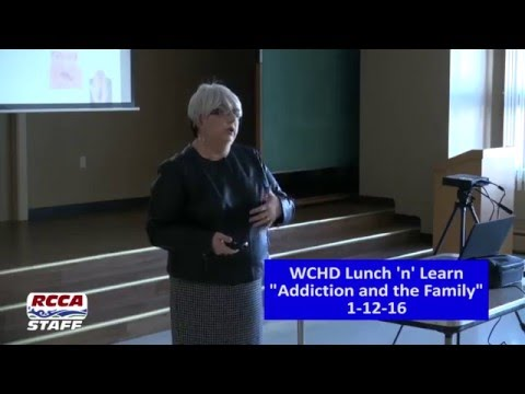 "Wood County Health Department - ""Addiction and the Family"""