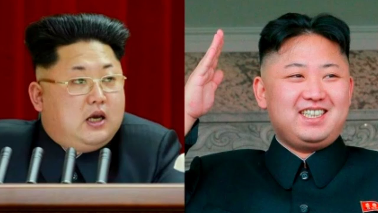 Kim Jong Un Is Back With A New Haircut Youtube
