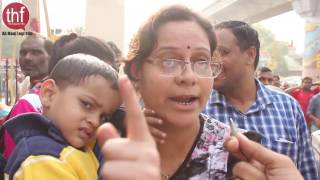 frustrated people after banned of rs 500 rs 1000 notes   review   thf ab mauj legi dilli