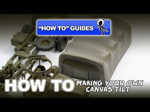 """MAKING YOUR OWN CANVAS TILT """"HOW TO"""" GUIDE"""