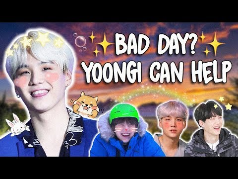 A Video To Watch When You're Sad: Yoongi Version
