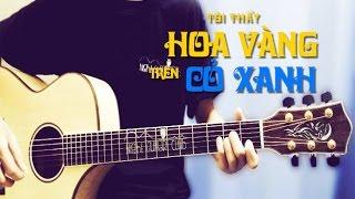 [ Cover ] Hoa Vàng Trên Cỏ Xanh - Guitar Q7