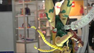 Square Enix Products @ New York Toy Fair 2012 - Super Street Fighter 4 Play Arts -Kai-