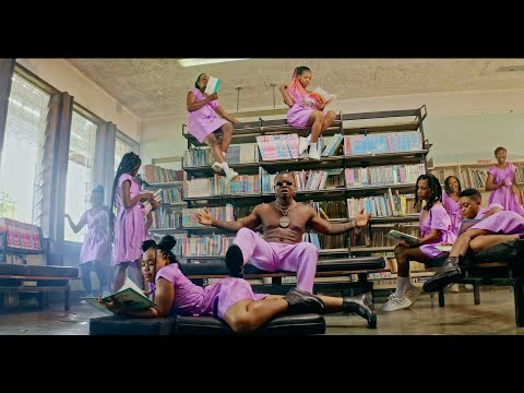 Смотреть клип Harmonize - Ushamba