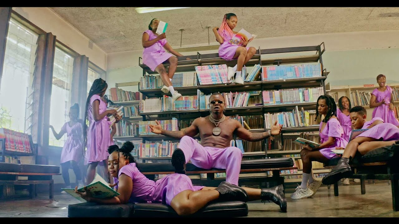 Harmonize - Ushamba (Official Music Video) - YouTube