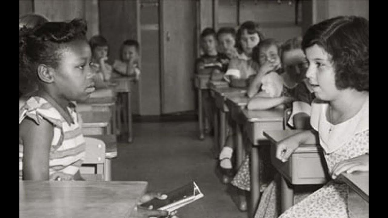 segregated schools 1950s - 900×600