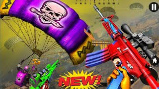 New Free Fire Game 2021:FPS Shooting New Game 2021 screenshot 3