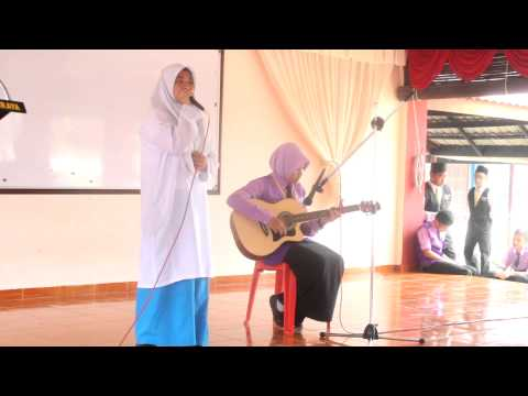 Najwa Latif - I Love You Cover By Nur Syahirah And Al Azwala
