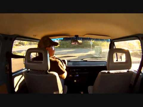 Electric VW Transporter Test Drive