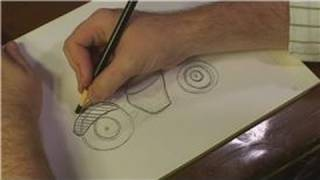 How to Draw Cars, Trucks and Bikes : How to Draw Chopper Bikes