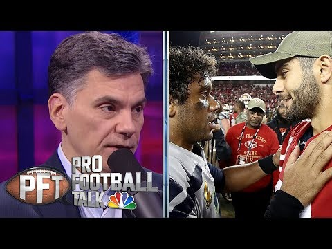 NFC Playoff Picture: Five-way battle for byes | Pro Football Talk | NBC Sports
