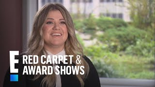 Kelly Clarkson Reveals How She Picked Her Kid's Names | E! Live from the Red Carpet