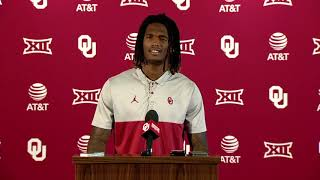 OU Football - CeeDee Lamb on Iowa State