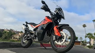 2019 KTM 790 Adventure MC Commute Review