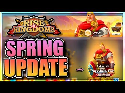 Spring update in