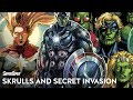 Avengers: Secret Invasion and Skrulls Explained in Hindi | SuperSuper