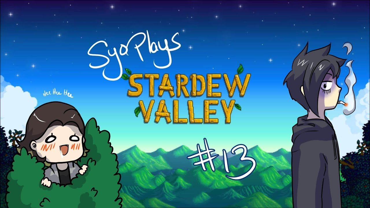 ☆☆Doods love Frozen Tears!   Stardew Valley Pt 13☆☆