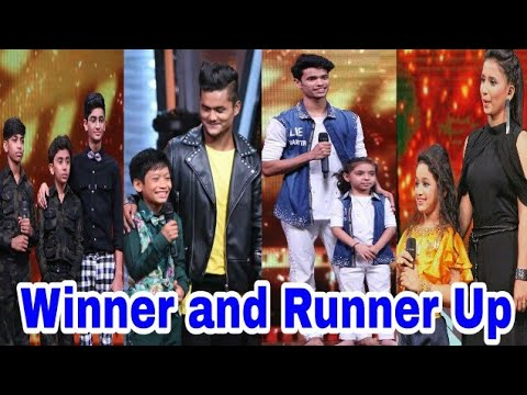 DID Lil Masters Season 4 Winner And Runner Up 1st, 2nd, 3rd And 4th | 2018 ||[YES INDIA]