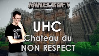 Minecraft 35 ° Le Chateau du Non respect!!