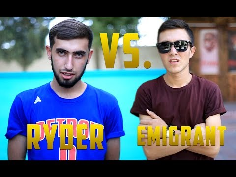 Видео Battle Ryder vs. Emigrant (RAP.TJ)