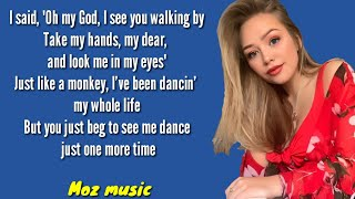 TONES AND I - Dance Monkey (Cover) by Connie Talbot (lyrics )
