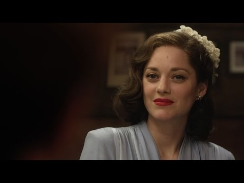 """Allied (2016) - """"Marion as Marianne"""" - Paramount Pictures"""