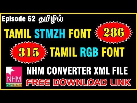download free tamil fonts - Myhiton