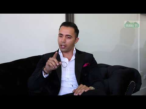 Zed Nasheet a successful Afghan businessman