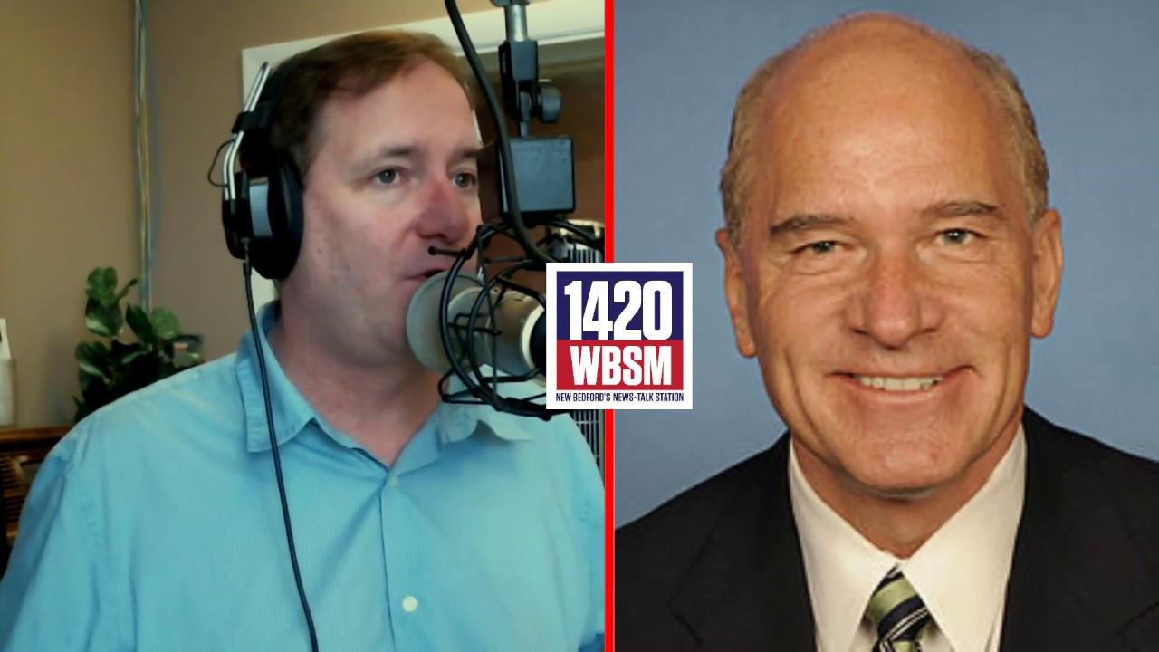 WBSM TV: Congressman Keating on Infrastructure, Trade