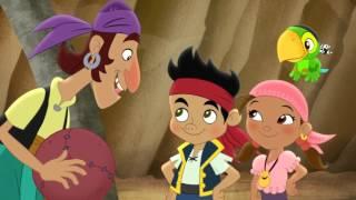 Джейк и пираты Нетландии - Ужасный Джек! / Неприятности в тоннеле сокровищ! - Серия 24, Сезон 3