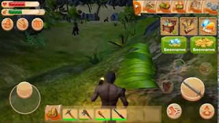 Обзор игры The ARK of craft : Dinosaur.