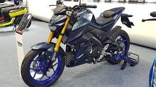 Yamaha M-Slaz 150 Blue Edition 2018