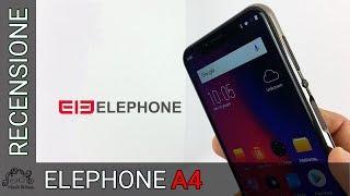 Elephone A4 - Recensione in italiano - Un bel design ad un prezzo contenuto