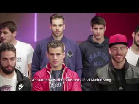 Hala Madrid Y Nada Más ( Feat Red One )