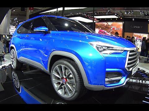 2016, 2017 JAC SC-5 SUV hits the Beijing Auto Show, new SUV JAC SC 5 2016, 2017 model