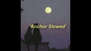 Download Novo Amor - Anchor ( Slowed+Reverb)