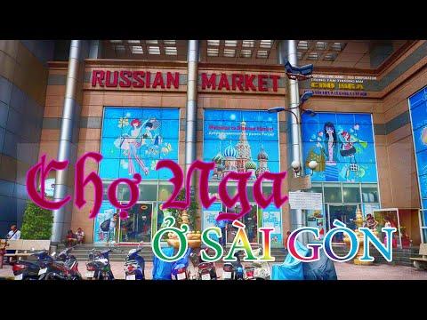 Chợ Nga ở Giữa Sài Gòn Cùng ZaiTri đi Mua Sắm Quần áo Lạnh Chuẩn Bị Du Lịch Tết