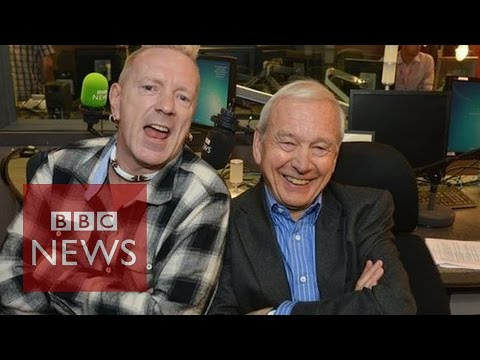 Who's more punk: Sex Pistols Johnny Rotten or John Humphrys? - BBC News