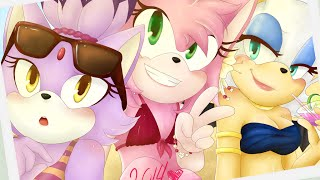 Sonic Girls ~ This is how we roll
