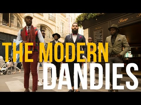 Inspirational People: The Modern Dandies