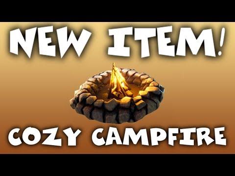 NEW ITEM | COZY CAMPFIRE w/ CDNThe3rd & Dakotaz