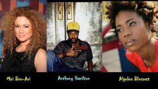 Anthony Hamilton,Miri Ben Ari & Algebra Blessett - She Was Just Friend